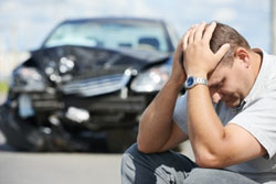 Auto accident mobile app
